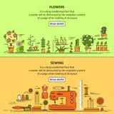 Växter och anpassa Arkivfoton