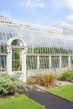 Växthus i den nationella botaniska trädgården fotografering för bildbyråer