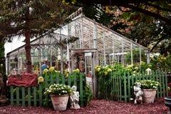 Växthus på hippien Toms royaltyfria bilder