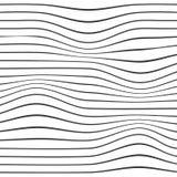 Vågbandbakgrund Enkel textur för din design också vektor för coreldrawillustration vektor illustrationer