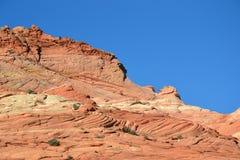 Vågen på Arizona (11) Arkivfoton