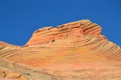 Vågen på Arizona (14) Arkivfoto
