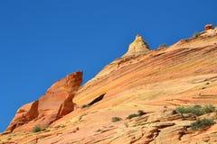 Vågen på Arizona (16) Arkivbilder