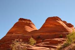 Vågen på Arizona (17) Royaltyfri Foto