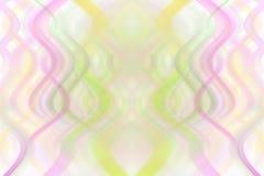 Vågfärg för bakgrund Royaltyfri Foto
