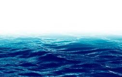 Vågor av vatten royaltyfria bilder