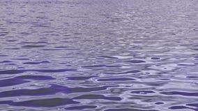 Vågor för lugna hav stock video