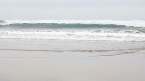 Vågor för Oregon kusthav lager videofilmer