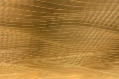 Vågor Shape av takmodellen Arkivbilder