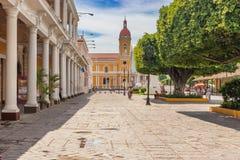 Vår dam av antagandedomkyrkan, Granada Royaltyfria Foton