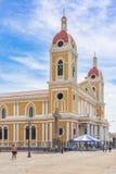 Vår dam av antagandedomkyrkan, Granada Arkivfoto