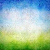Vår och sommarbakgrund Fotografering för Bildbyråer