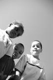 vår ungdom Arkivfoton