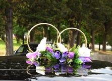 Vårbröllop Royaltyfri Foto