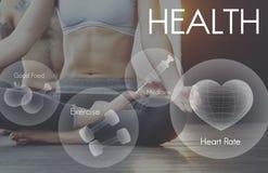 Vård- begrepp för sjukvård för WellbeingWellnessvitalitet royaltyfria foton