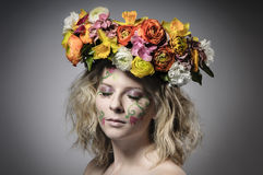 Våren är kommande! Royaltyfri Fotografi