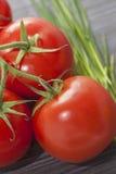Vårgrönsaker Arkivfoton