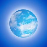 vårt planet Arkivbilder
