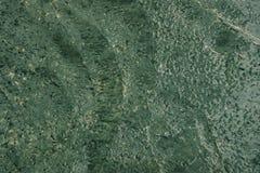 Våt cementtextur för bakgrund Vått konkret golv Royaltyfri Foto