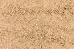 våt sand Arkivbilder