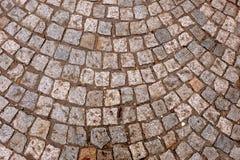 Våta förberedande stenar Fotografering för Bildbyråer