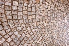 Våta förberedande stenar Arkivbild