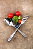 végétarien Photographie stock libre de droits