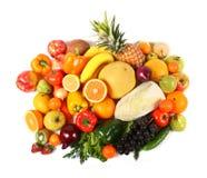 végétarien renversé Images stock