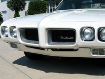 Véhicule 1970 de Pontiac GTO Images stock