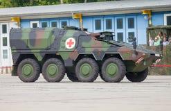Véhicule blindé allemand d'ambulance, boxeur Images stock