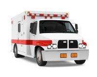 Véhicule d'ambulance illustration libre de droits