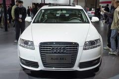 Véhicule d'Audi A6L Photo libre de droits