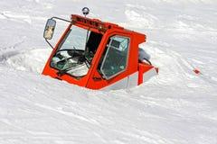 Véhicule d'avalanche photos stock