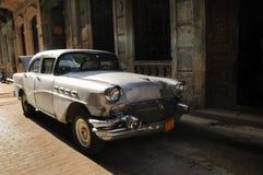 Véhicule d'oldtimer de La Havane Photographie stock