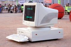 Véhicule d'ordinateur - véhicules farfelus Photographie stock libre de droits