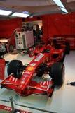 Véhicule de chemin de Ferrari F1 Image stock