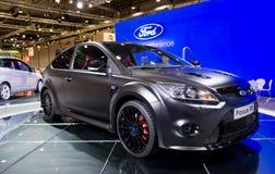Véhicule de chemin de rs d'orientation de Ford sur l'exposition Photographie stock