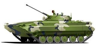 Véhicule de combat d'infanterie illustration de vecteur