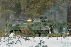 Véhicule de combat d'infanterie Image stock