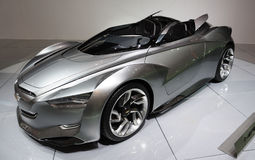 Véhicule de concept de Chevrolet Photos libres de droits
