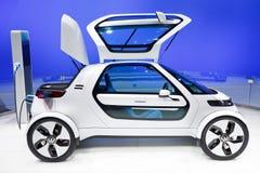 Véhicule de concept de Volkswagen Nils Photo libre de droits