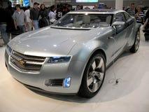 Véhicule de concept de volt de Chevrolet photographie stock libre de droits
