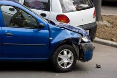 Véhicule de crash photo libre de droits