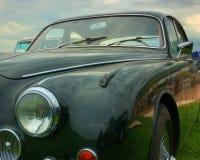 Véhicule de cru de jaguar Image libre de droits