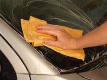 Véhicule de lavage Photo stock
