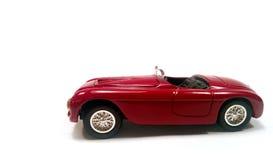 Véhicule de luxe rouge Images stock