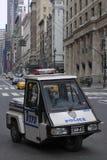 Véhicule de NYPD Go-4 image stock