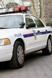 Véhicule de police Image libre de droits