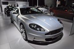 Véhicule de sport d'Aston Martin DBS Photos libres de droits