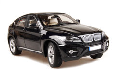 Véhicule de suv de BMW photos libres de droits